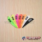 Diamond vanes