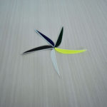VANES PARABOLIC FEATHER 3 ALL COLOR
