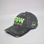 W&W CAP GREY GREEN