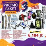 paket promo standar bow 3 cartel